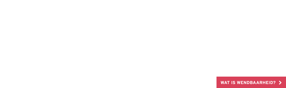 MAKERS VAN WENDBAARHEID